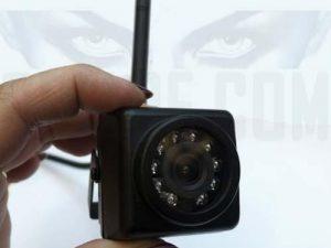 Piccola Telecamera Spia wifi