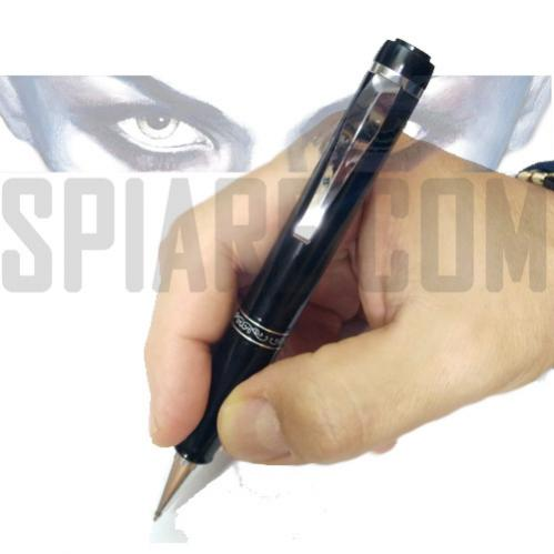 penna spia con registratore vocale-
