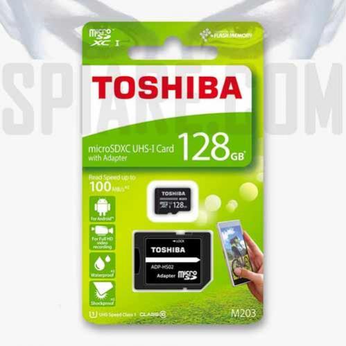 Scheda di memoria Toshiba